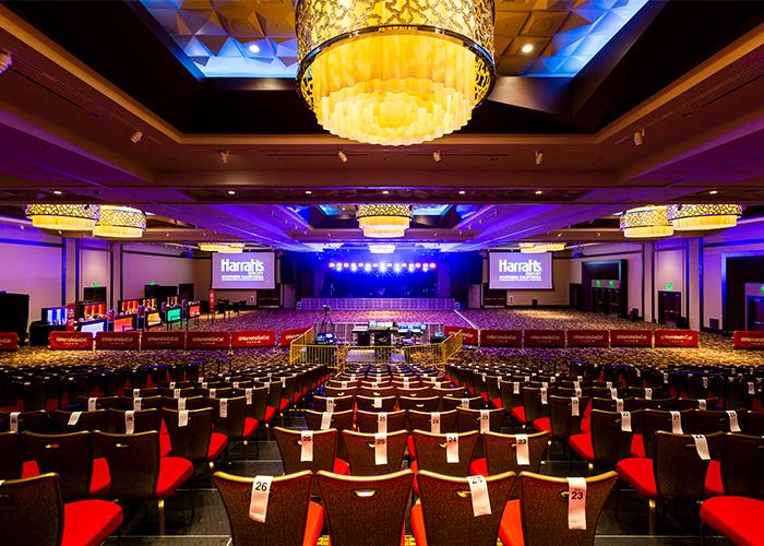 Harrah's Casino Valley Center, California